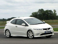 Photo 6 Essai Honda Civic 2009