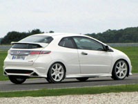 Photo 8 Essai Honda Civic 2009