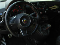 Photo 6 Essai Abarth 500 2009