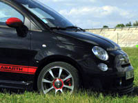 Photo 22 Essai Abarth 500 2009