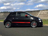 Photo 23 Essai Abarth 500 2009
