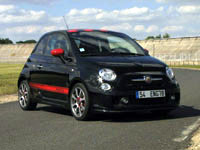 Photo 25 Essai Abarth 500 2009