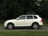 Photo 13 Essai Porsche Cayenne diesel 2009