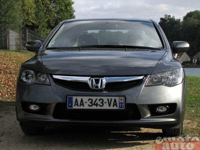 Photo Honda Civic Hybride modèle 2009