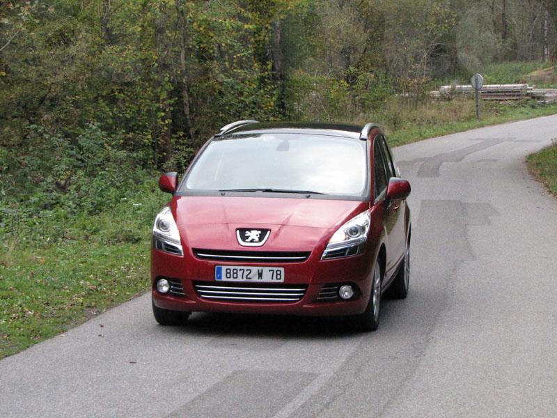 Essai Peugeot 5008 2010 par Jean-Michel Lainé