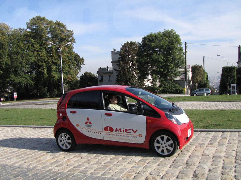 Essai Mitsubishi i-MiEV 2010 par Jean-Michel Lainé