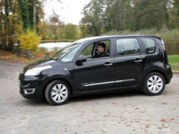 Photo 13 Essai Citroën C3 Picasso 1.6 HDi 90 2009