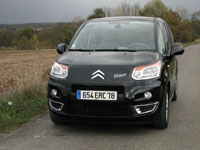 Photo 15 Essai Citroën C3 Picasso 1.6 HDi 90 2009