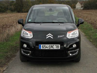 Photo 18 Essai Citroën C3 Picasso 1.6 HDi 90 2009