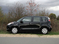 Photo 19 Essai Citroën C3 Picasso 1.6 HDi 90 2009