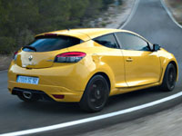 Photo 1 Essai Renault Megane RS 2010