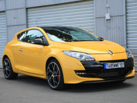 Photo 3 Essai Renault Megane RS 2010