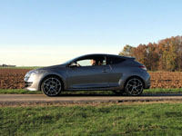 Photo 21 Essai Renault Megane RS 2010