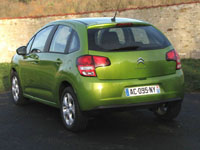 Photo 5 Essai Citroën C3 1.6 HDi 90 2010