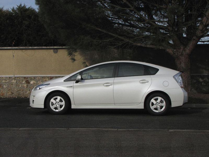 Essai Toyota Prius III 2010 par Jean-Michel Lainé