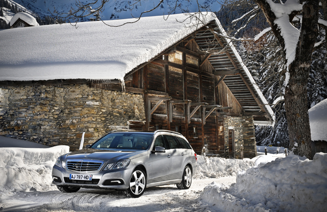 mercedes classe e break 4matic