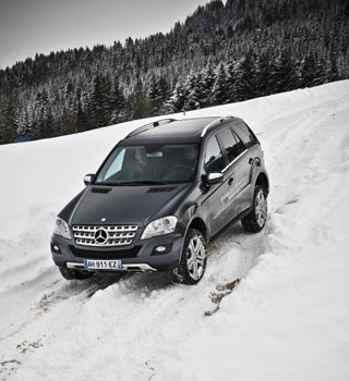mercedes ml 4matic