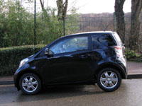 Photo 14 Essai Toyota iQ 1.0 VVT-i 68 2010