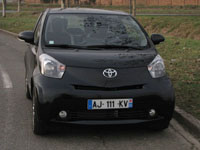 Photo 18 Essai Toyota iQ 1.0 VVT-i 68 2010