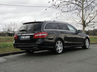 Photo 1 Essai Mercedes E350 CDI Break 2010