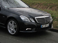 Photo 3 Essai Mercedes E350 CDI Break 2010