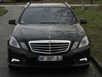 Photo 4 Essai Mercedes E350 CDI Break 2010