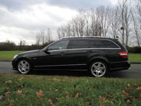 Photo 5 Essai Mercedes E350 CDI Break 2010