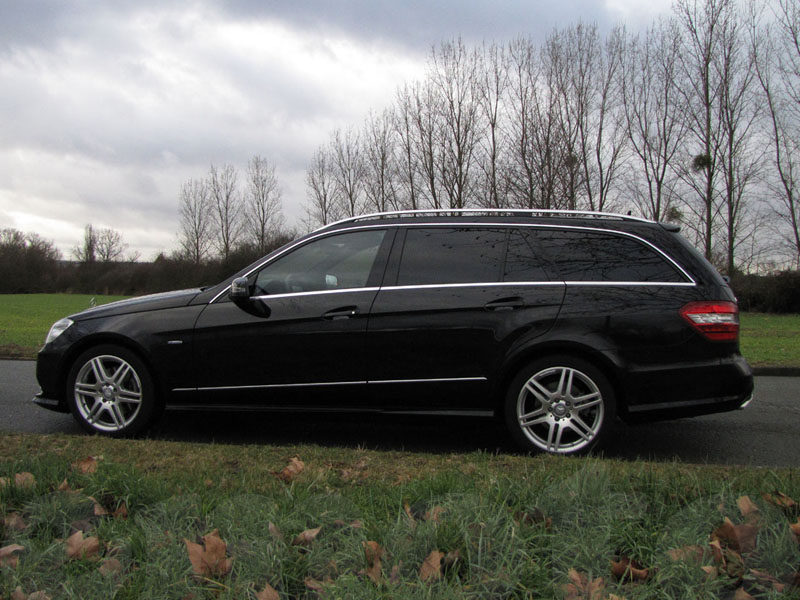 Essai Mercedes E350 CDI Break 2010 par Jean-Michel Lainé