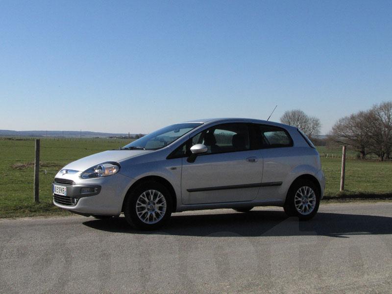 Essai Fiat Punto Evo 1.3 Multijet 95 2010 par Jean-Michel Lainé