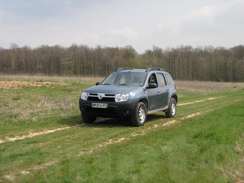 Essai Dacia Duster 1.5 dCi 110 4x4 2010 par Jean-Michel Lainé