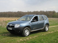 Photo 7 Essai Dacia Duster 1.5 dCi 110 4x4 2010
