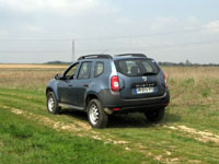 Photo 8 Essai Dacia Duster 1.5 dCi 110 4x4 2010