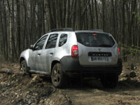 Photo 12 Essai Dacia Duster 1.5 dCi 110 4x4 2010