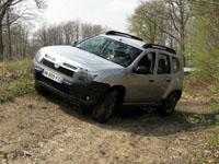 Photo 17 Essai Dacia Duster 1.5 dCi 110 4x4 2010
