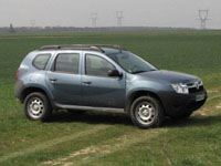 Photo 18 Essai Dacia Duster 1.5 dCi 110 4x4 2010