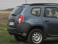 Photo 19 Essai Dacia Duster 1.5 dCi 110 4x4 2010