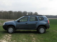 Photo 22 Essai Dacia Duster 1.5 dCi 110 4x4 2010