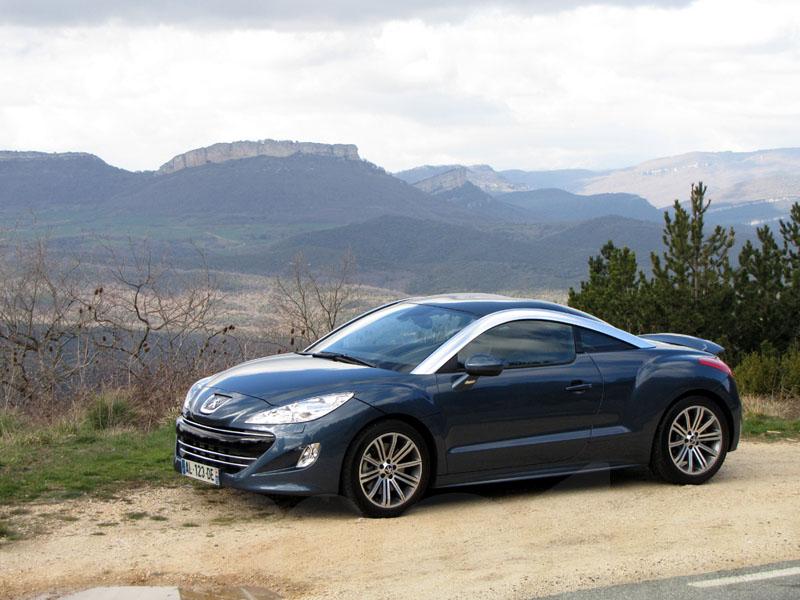 Essai Peugeot RCZ 1.6 THP 200 2010 par Stéphane Gautier