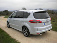 Photo 2 Essai Ford S-Max 2.0 SCTi 203 PowerShift 2010