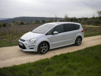 Photo 11 Essai Ford S-Max 2.0 SCTi 203 PowerShift 2010