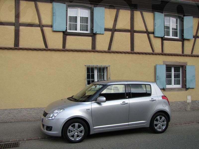 Essai Suzuki Swift 1.3 DDiS 75 2009 par Stéphane Gautier