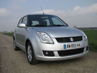 Photo 7 Essai Suzuki Swift 1.3 DDiS 75 2009