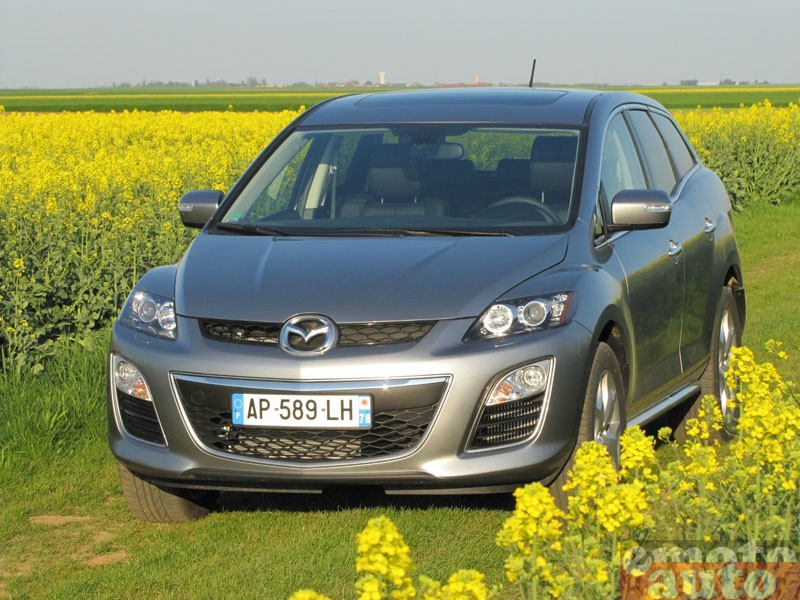 Photo Mazda CX7 2.2 MZR-CD 173 modèle 2010