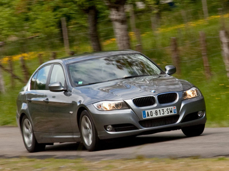 Essai BMW 320d Efficient Dynamics 2010 par Camille Pinet
