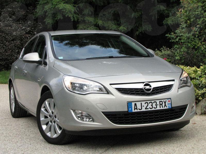 Essai Opel Astra 1.7 CDTI 110 2010 par Jean-Michel Lainé