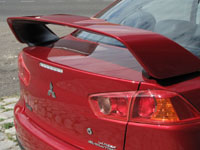 Photo 6 Essai Mitsubishi Lancer Evolution 2008