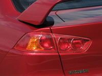 Photo 7 Essai Mitsubishi Lancer Evolution 2008
