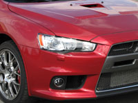 Photo 11 Essai Mitsubishi Lancer Evolution 2008