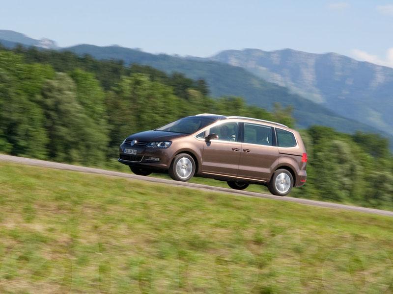 Essai Volkswagen Sharan 2.0 TDI 140 2010 par Camille Pinet