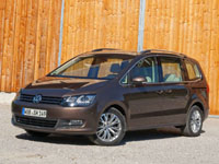Photo 4 Essai Volkswagen Sharan 2.0 TDI 140 2010